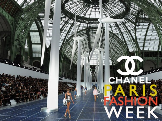 Chanel Spring Summer 2013 Full Fashion Show video
