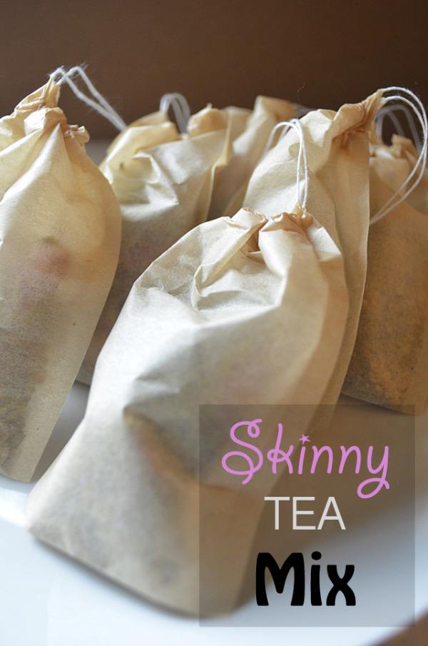 diet tea skinny health