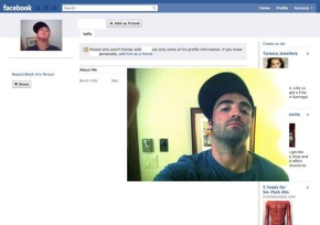 Guy Duplicates People's Facebook Pic Then Requests Friendship