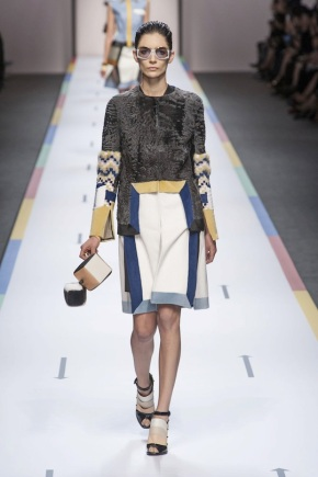 Fendi Spring Summer 2013 FULL SHOW Milan Fashion Week MFW