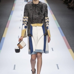 Fendi Spring Summer 2013 FULL SHOW Milan Fashion WeekMFW
