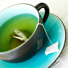 Skip the Coffee This Afternoon and Have This Cancer Fighting Tea