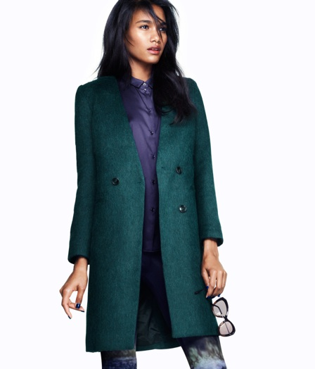 winter coat shopping guide 2012