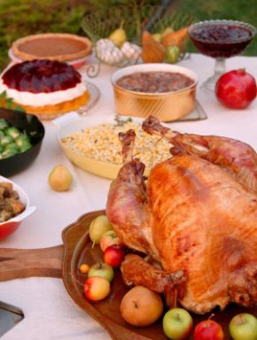 Thanksgiving Eathing Healthy Tips