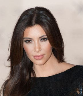 The Simplest, Most Copy-able Sultry Eye Makeup Look on Kim Kardashian