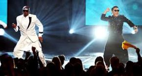 PSY With Special Guest MC Hammer – Gangnam Style Live 2012 American MusicAwards