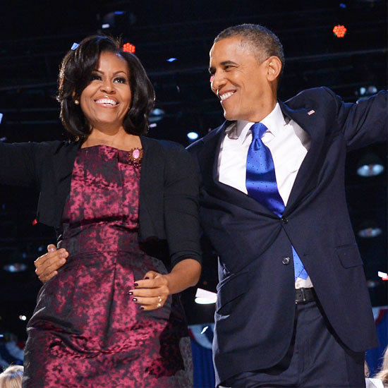 MICHELLE OBAMA STYLE 2012 ELECTION