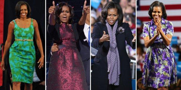 michelle obama style 2012