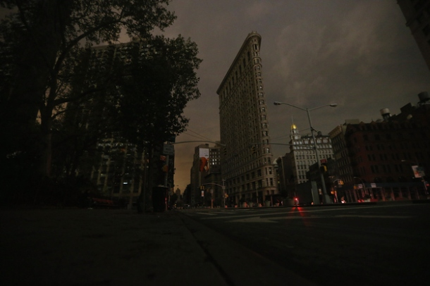 new york after hurricane sandy