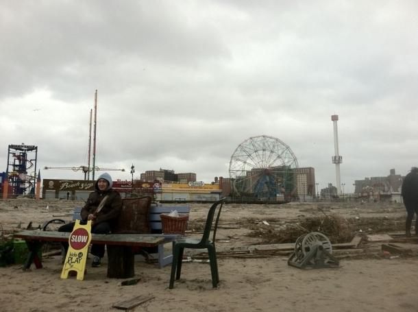 new york hurricane sandy