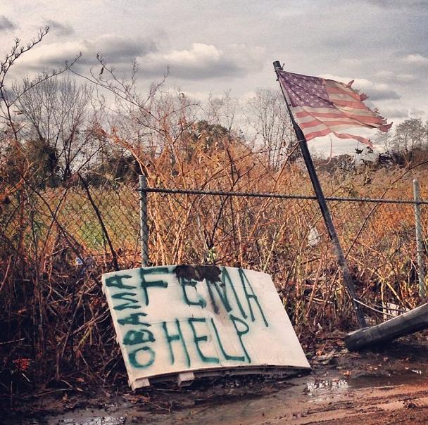 obama fema hurricane sandy