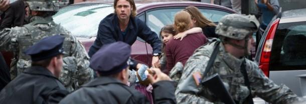 world war z brad pitt zombie december 21 2012