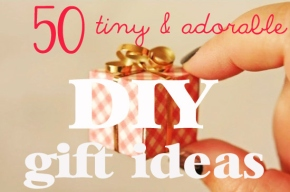 Tiny And Adorable DIY Stocking Stuffers