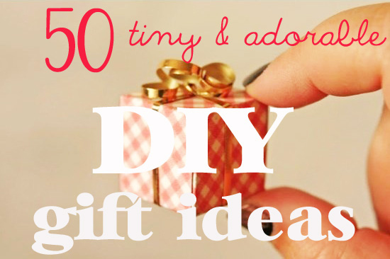 diy christams gift idea ideas