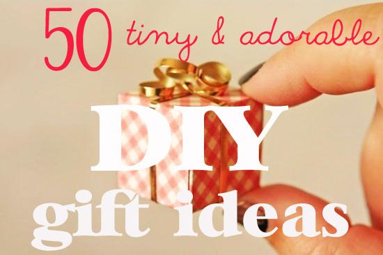 diy christams gift idea ideas