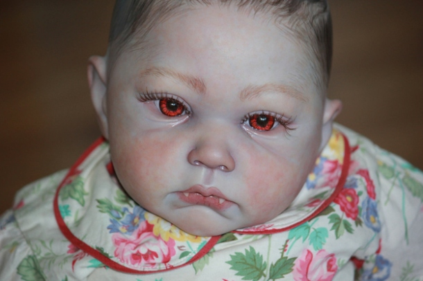 TWILIGHT REBORN DOLL