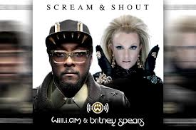will i am britney spears scream andshout